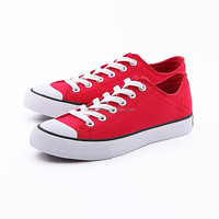 HC-LH8729 Popular vulcanized rubber canvas shoes for ladies / fancy vulcanized canvas shoes for ladies