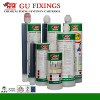 Heavy bond strength chemical anchor epoxy adhesives price