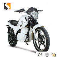 CE certification 2018 cheap adult electric sport racing motorcycles with price 72v1500w