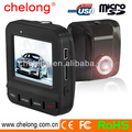 Car Camera with 2 Inch HD LTPS (4:3) Automobile Data Recorder