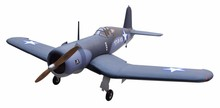 "2017 F4U Corsair 94"" V2 100cc gas engine rc ARF airplanes model"