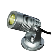 Aluminium Alloy 1Watt LED Garden Lighting Fixtures