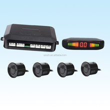 Dual-CPU HD LED Display and Quickly Response Parking Sensor For Car Parking Aid System