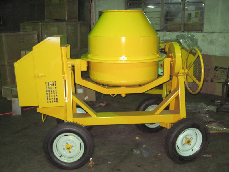 hot sale FH350 Diesel/Gasoline Portable Concrete Mixer