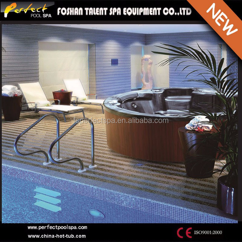 Whosale Round Shape Hot Tub, hot video japanese style outdoor spa swimming pool