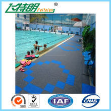 Rubber tile, Interlocking Rubber Flooring Tile,Shopping Mall and Retail Center Commercial Floor