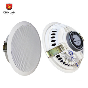 CA824L 10w 8 ohm In Stock Selling Good Sound  PA loudspeaker wholesale Indoor ceiling speakers