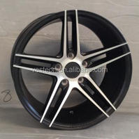 factory directly supply 17-20inch negatuve offset dubai alloy wheel