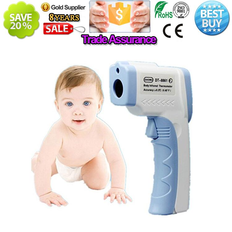 walk through body temperature scanner no contact infrared forehead thermometer body thermometer