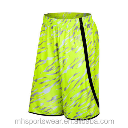 Simple Design Mens Basketball Shorts Gym Workout Mens Joggers' Shorts