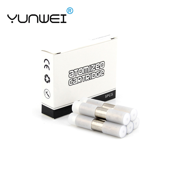 2016 alibaba China factory wholesale 510 cartomizer disposable e-cigarette cartridge 510 Thread Cotton Cartomizer