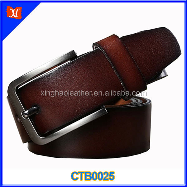 Classy Business And Leisure Man Belt,Genuine Leather Chastity Belt