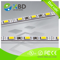 5630 led strip,gigh lumens 45-50lm rigid strip, Epistar chip, high bright led for edge light with datasheet wholesale