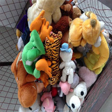 wholesale sale bulk bale plush used toys for claw machine