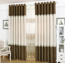 Guangzhou Hot Sale Curtains Living Room Modern Models Curtains