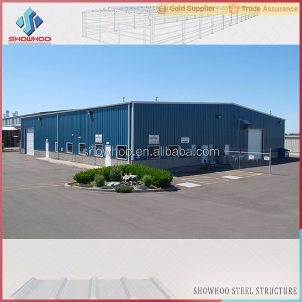commercial light weight steel structure factory building prefab steel buildings for sale
