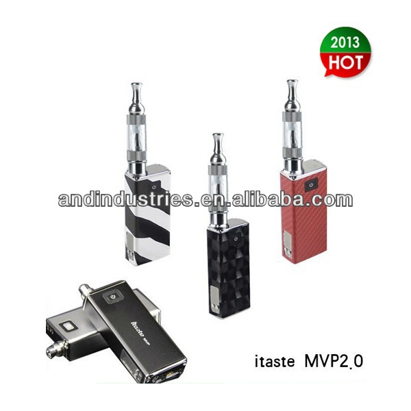 iTaste MVP 2.0 looks roughly the same as the original, but packs a few new features in to keep things interesting.