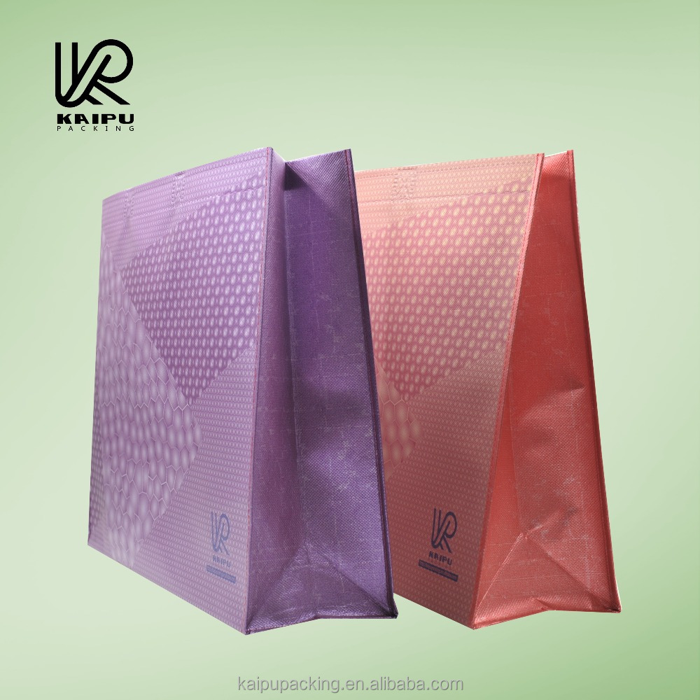 Wholesale non woven reusable promotional grocery tote bags