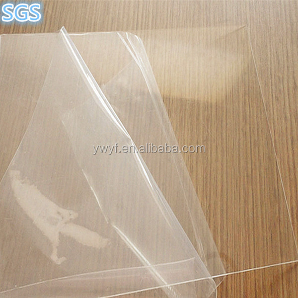 HARD clear transparency plastic PS sheet/acrylic/pmma