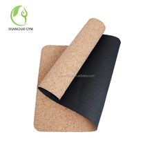 concise design cork cleaner yoga mat cover