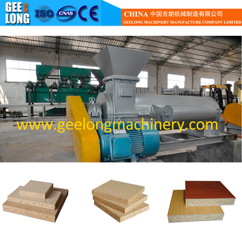 glue machine for particle board production line