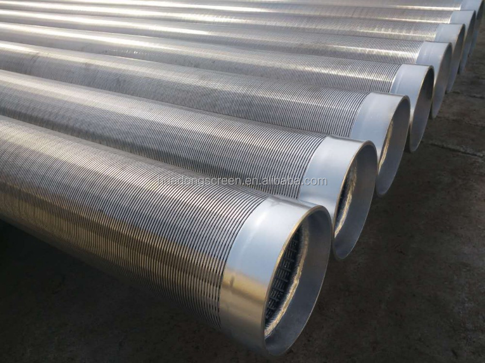 Stainless Steel Screens : Johnson screens stainless steel pipe based well screen