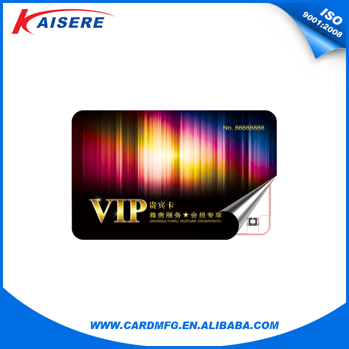 ISO15693 HF NTAG213 nfc business card