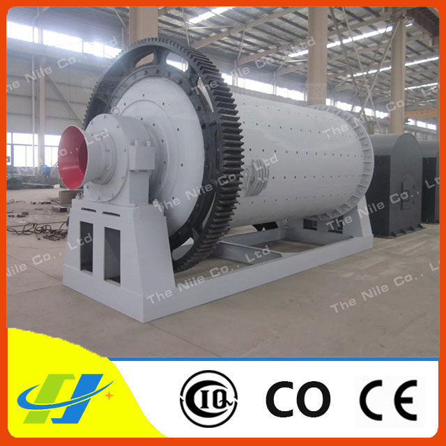 Quality wet ball mill used for silver/copper/lead/iron/zinc etc. ore machine