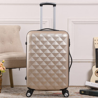 ABS Hardside Plastic Travel Trolley Luggage