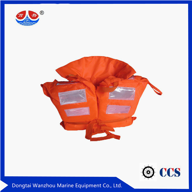 Marine personalized custom life jacket