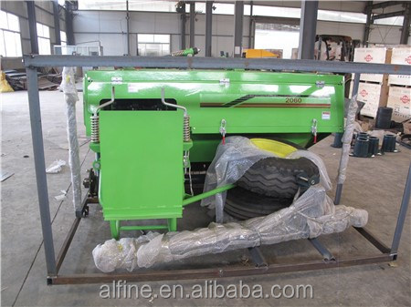 Newest CE approved super quality pine straw baler for sale