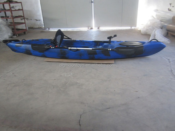 Single Boat Cheap Plastic Canoe Kayak With Prices Cool