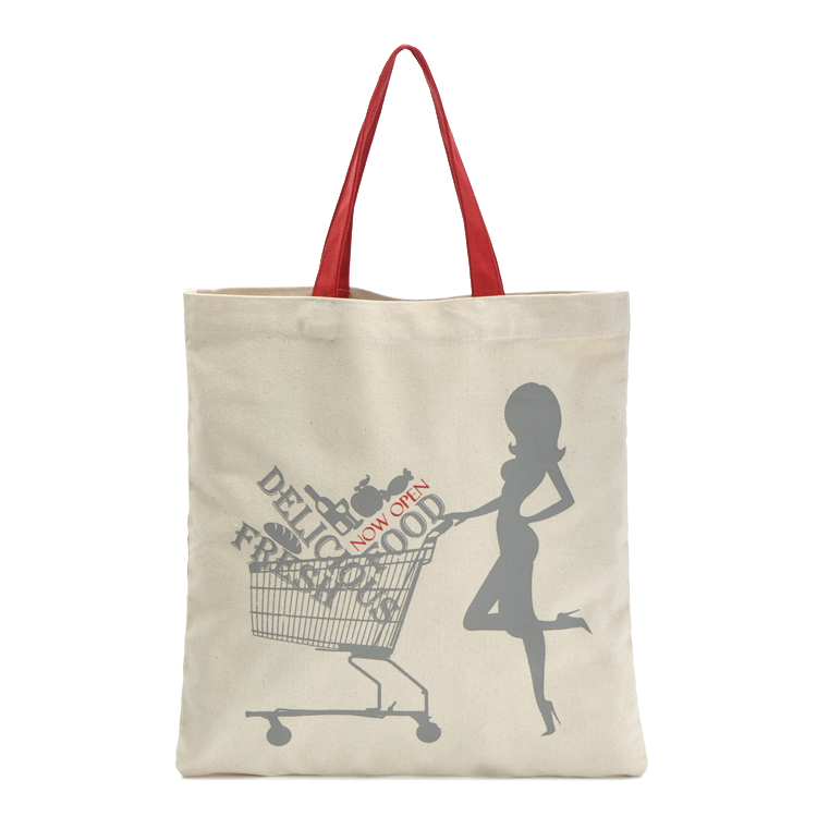 Quality Primacy Best selling Cotton canvas bag Eco-Friendly and reusable OEM Design cotton tote bag