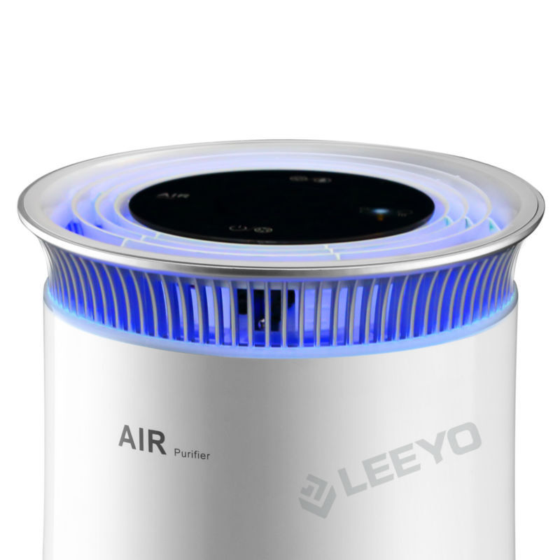 Portable Hepa Air Purifiers : Portable electronic hepa filter air purifier buy
