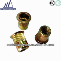 2014 Manufacture Countersunk Head Insert Rivet Nut, OEM orders are accepted