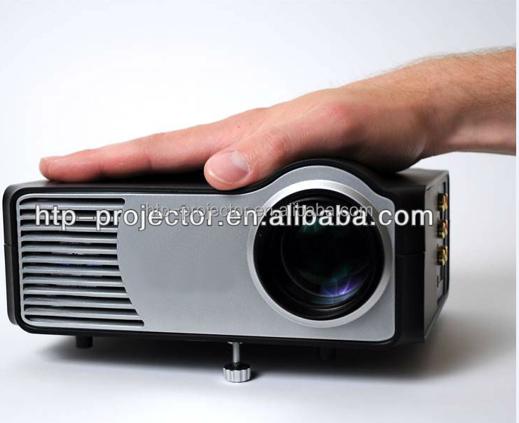 High lumes 3d led cheap hdmi beamer projector hd ready