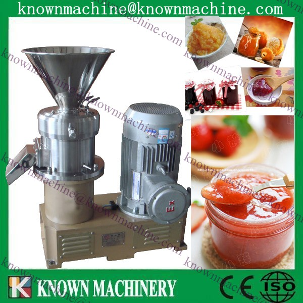Automatic fruit jam making machine,fruit pulp making machine with CE