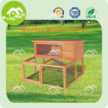 wooden outdoor design rabbit cage house hutch, cheap rabbit hutch