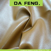 2014 Hot Selling Artificial Leather 100