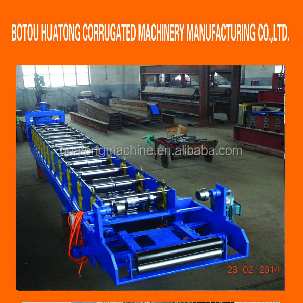 used steel sheet roll forming machine