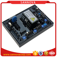 avr AS440 Sannova names of parts of generator