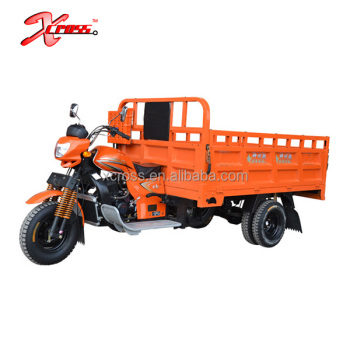 Cheap 300cc Water Cooled Cargo Tricycle Three Wheels Motorcycles For Sale Xcargo300J