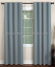 2013 best selling polyurethane coated fabric for curtain with flame retardant and waterproof