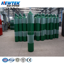 Medical Grade Oxygen Cylinder with Seamless Steel Tubes Manufactured