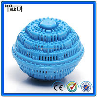 Eco friendly powder free magic laundry washing ball, Sterilize bacteria and germs plastic magic washing ball