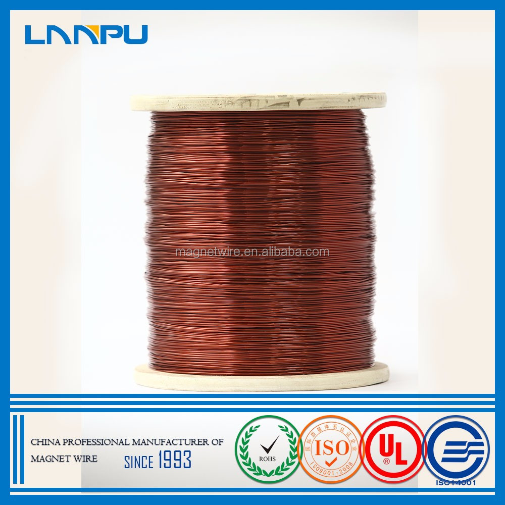 Hot Sale Polyurethane Copper Magnetic Wire for Generator