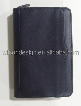 personal organizer/office supply/leather diary/business notebook