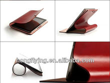 folio leather case cover for microsoft surface tablet with fashion design