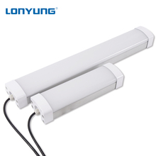 Anti dust & ip65 tri-proof led light 120cm -240cm DLC LED Fixture 120w