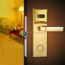 Trade Assurance Electronic digital hotel room smart key card door lock system